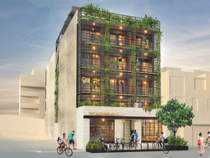 Nightingale apartments Brunswick approved - alternative development models gaining traction