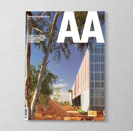 Architecture Australia magazine: Deliberative development models & finance