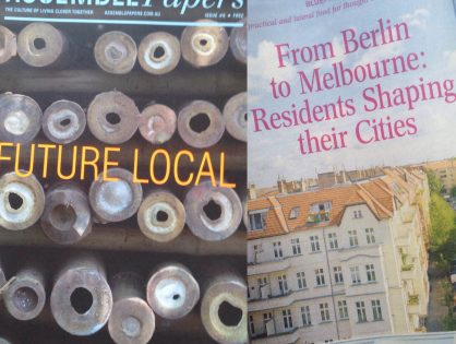Assemble Papers: From Berlin to Melbourne - Residents Shaping their Cities