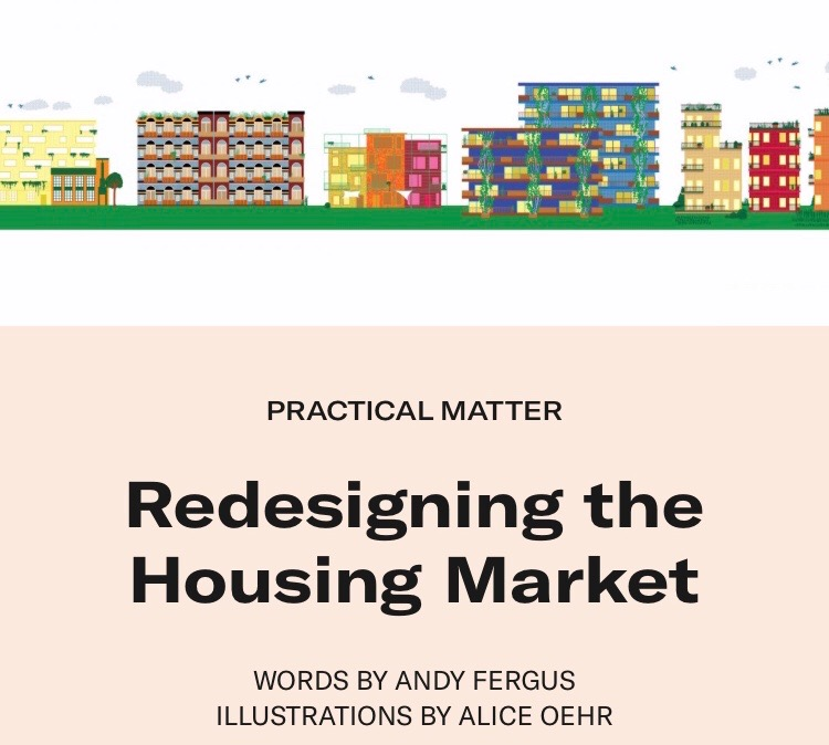 Assemble Papers: Redesigning the Housing Market
