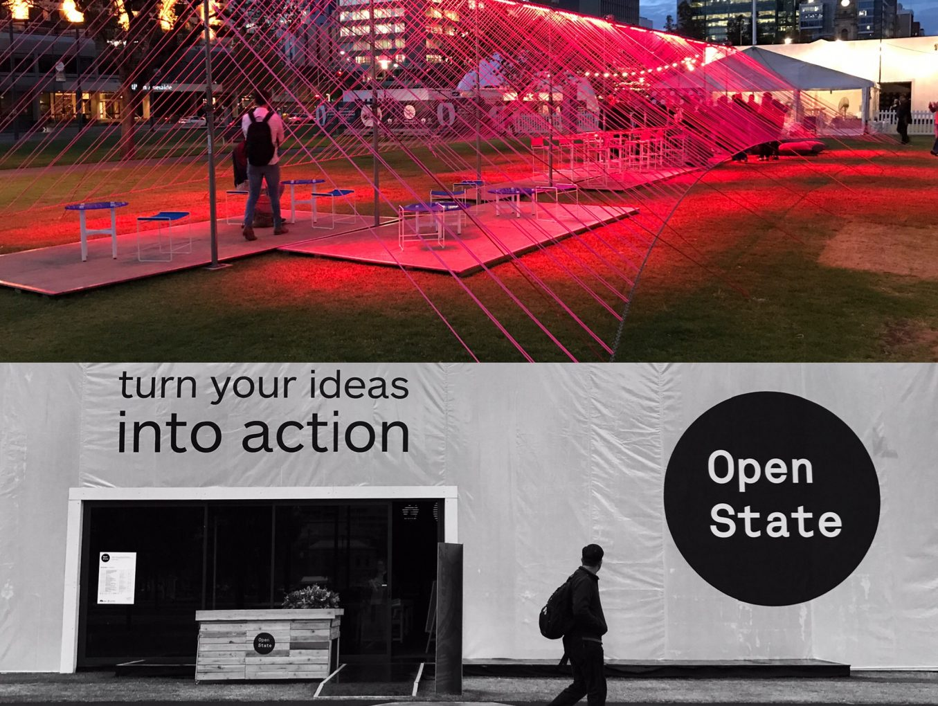 Open State Festival Adelaide: Alternative infill housing - Can citizen-led development regenerate cities and communities?
