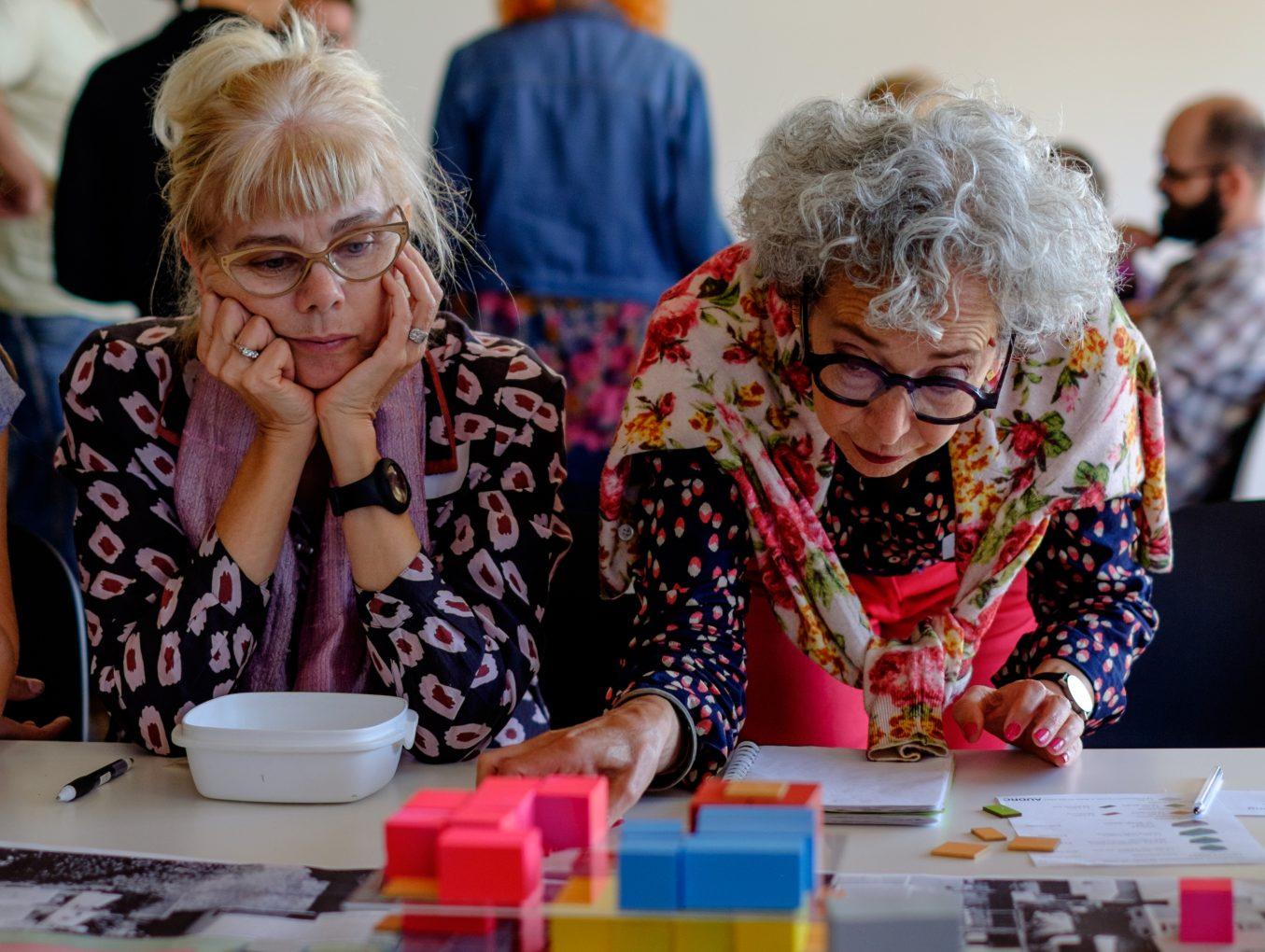 Citizen-led housing developments workshop - April 18