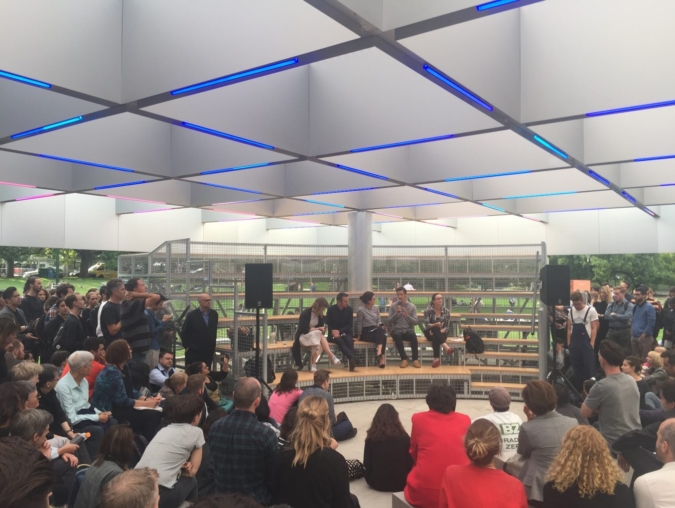 M Pavilion Talks: High Density Happiness - Alternative Ownership