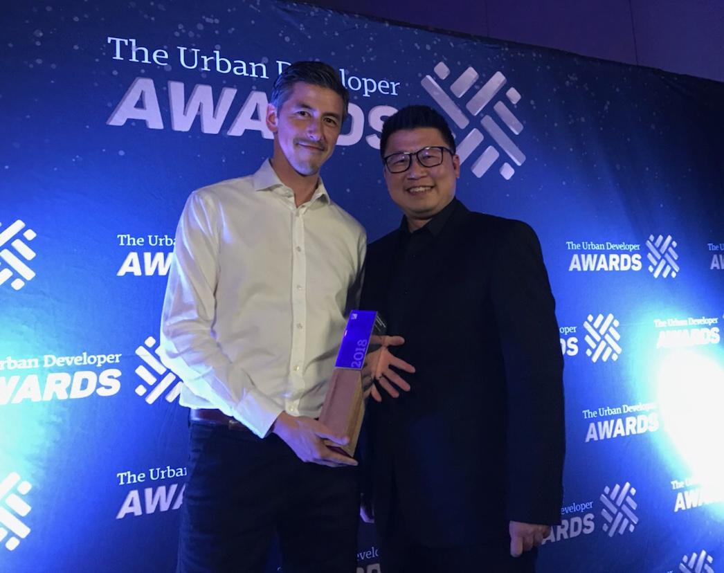The Urban Developer Awards 2018: Winner Excellence in Commercial Innovation