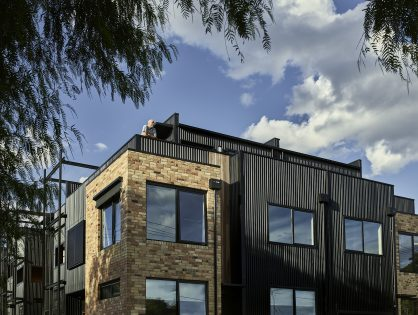Collective # 2 completes - 121 Clarke St Northcote