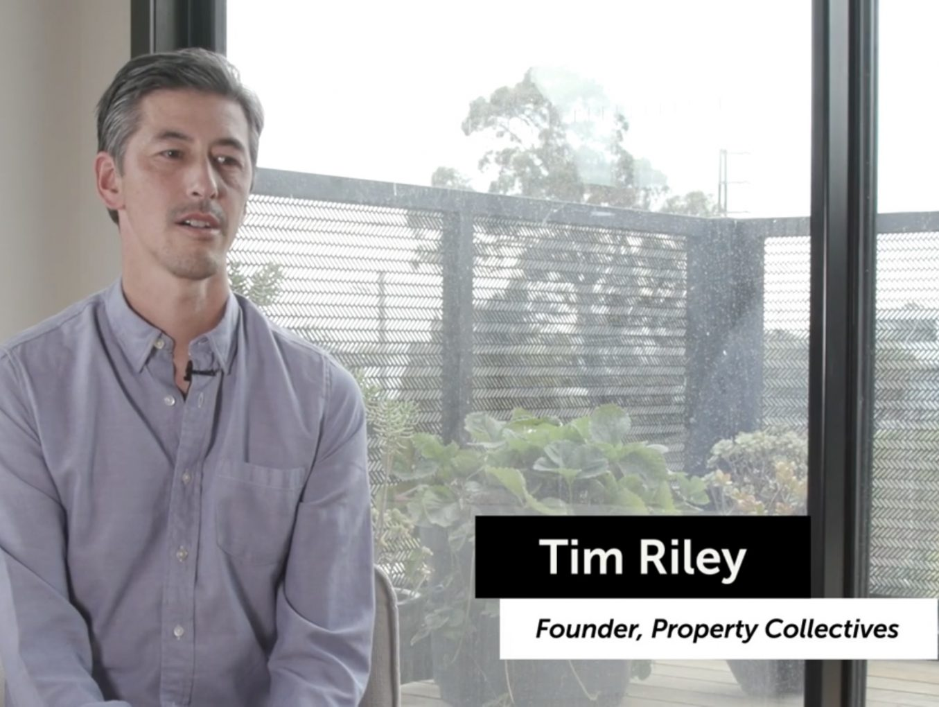 RMIT video: Tim Riley from Property Collectives talks deliberative development